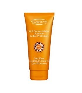 Clarins Gel-Crème Solaire Fondant Bronzage Rapide SPF10 200 ml