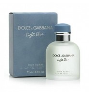 Dolce & Gabbana Light Blue Homme Eau de Toilette 75 ml vapo