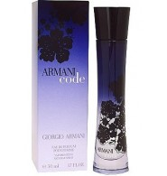 Armani Code for woman Eau de Parfum 30 vapo