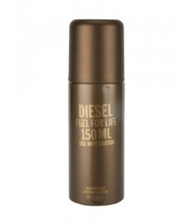 Diesel Fuel for Life Homme deodorante spray 150 ml