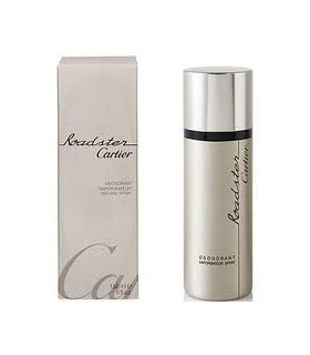 Cartier Roadster deodorante spray 150 ml