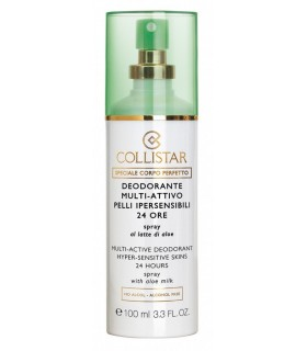 Collistar Deo Multi-Attivo 24 ore spray latte di aloe