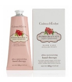 Crabtree & Evelyn Pomegranate crema mani ultra idratante 100 g