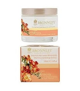 Bronnley Freesia crema mani e unghie 100 ml