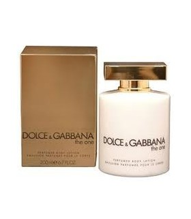 D&G The One latte corpo 200 ml