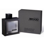 Dsquared He Wood Silver wind eau de toilette 100 vapo