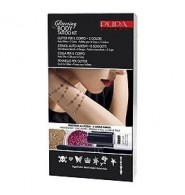 Pupa Glittering body tatoo fuchsia & rose gold