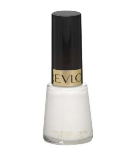 Revlon Nail enamel 050 White on white