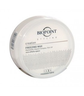 Biopoint freezing wax cera effetto opaco 75 ml