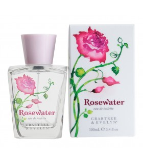 Crabtree & Evelyn Rosewater Eau de toilette 100 ml