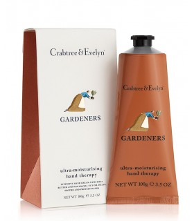Crabtree & Evelyn Gardeners Crema mani extra ricca 100 ml