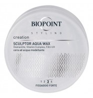 Biopoint Styling Aqua wax cera 100 ml