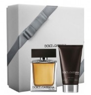 D&G The One for Men gift set EdT 50 ml + balsamo dopobarba