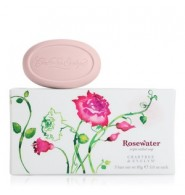 Crabtree & Evelyn Rosewater saponi 3 x 85 g