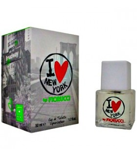 Fiorucci I Love New York Eau de Toilette 50 ml
