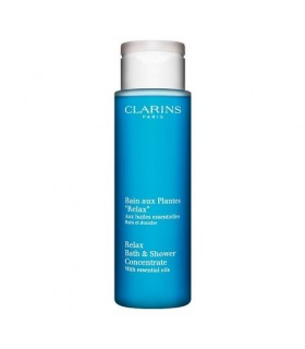 Clarins bagno relax alle piante 200 ml