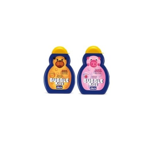 Chicco Bubble Kids Bagno Schiuma Banana 250 ml