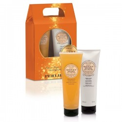 Perlier Miele confezione latte corpo 250 ml + shower gel 250 ml