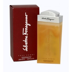 Salvatore Ferragamo pour Homme Shampoo & Shower Gel 200 ml