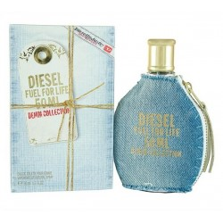 Diesel Fuel for Life Denim Collection Eau de Toilette 50 ml