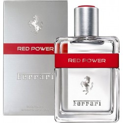 Ferrari Red Power Eau de Toilette 75 vapo