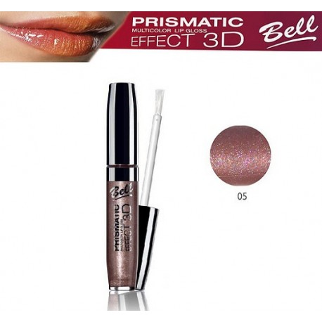 Bell gloss Prismatic Effect 3D 05