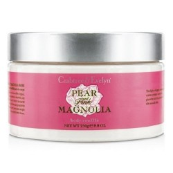 Crabtree & Evelyn Pear & Pink Magnolia Body Soufflé 250 gr.