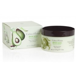 Crabtree & Evelyn Avocado olive & basil burro corpo 225 g