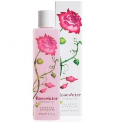 Crabtree & Evelyn Rosewater bagno schiuma 250 ml
