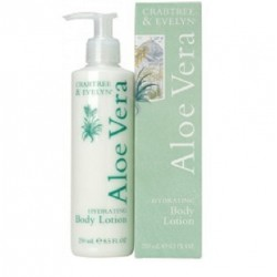 Crabtree & Evelyn Aloe Vera latte corpo 250 ml
