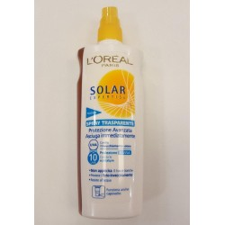 L'Oreal Solar Expertise spray trasparente SPF10 200 ml
