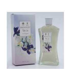 Bronnley White iris Colonia 250 ml