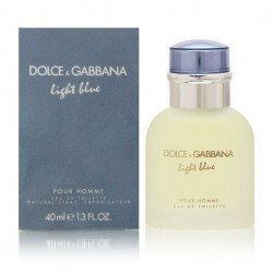 Dolce & Gabbana Light Blue Homme Eau de Toilette 40 ml