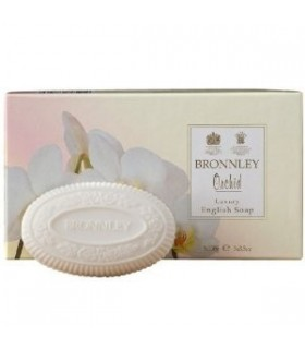 Bronnley Orchid saponi 3 x 100 g