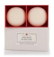 Crabtree & Evelyn India Hicks saponi 2 x 100 g
