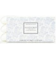 Crabtree & Evelyn Nantucket Briar saponi 3 x 100 g