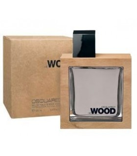 Dsquared He Wood eau de toilette 50 vapo