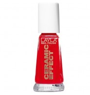 Layla smalto Ceramic Effect 40 Oh My Red
