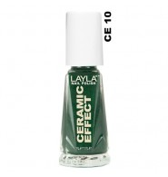 Layla smalto ceramic effect 10 Green Fever