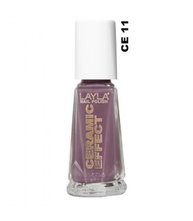 Layla smalto ceramic effect 11 Romantic Lavender