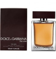 Dolce & Gabbana The One Men eau de toilette 100 ml vapo