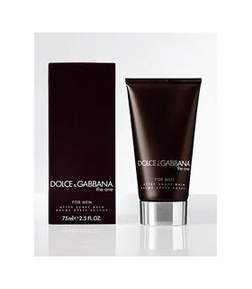 Dolce & Gabbana The One Men balm after shave 75 ml