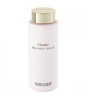 Cartier Baiser Volè shower gel 200 ml